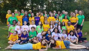 Camp Valderi 2018